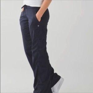Lululemon Dance Studio Pants Unlined Sage Green